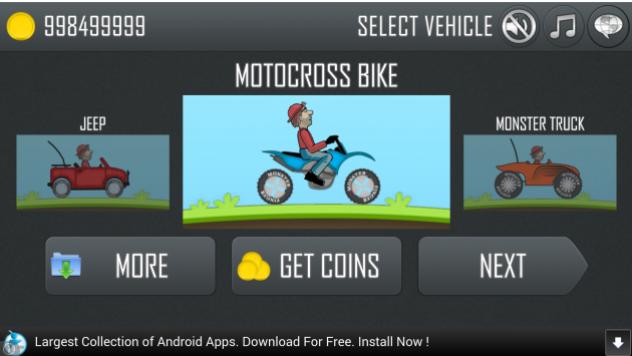 Hacked apps 4U: Hacked Climb Racing Latest Version