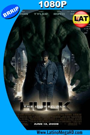 Hulk: El Hombre Increible (2008) Latino HD 1080P ()