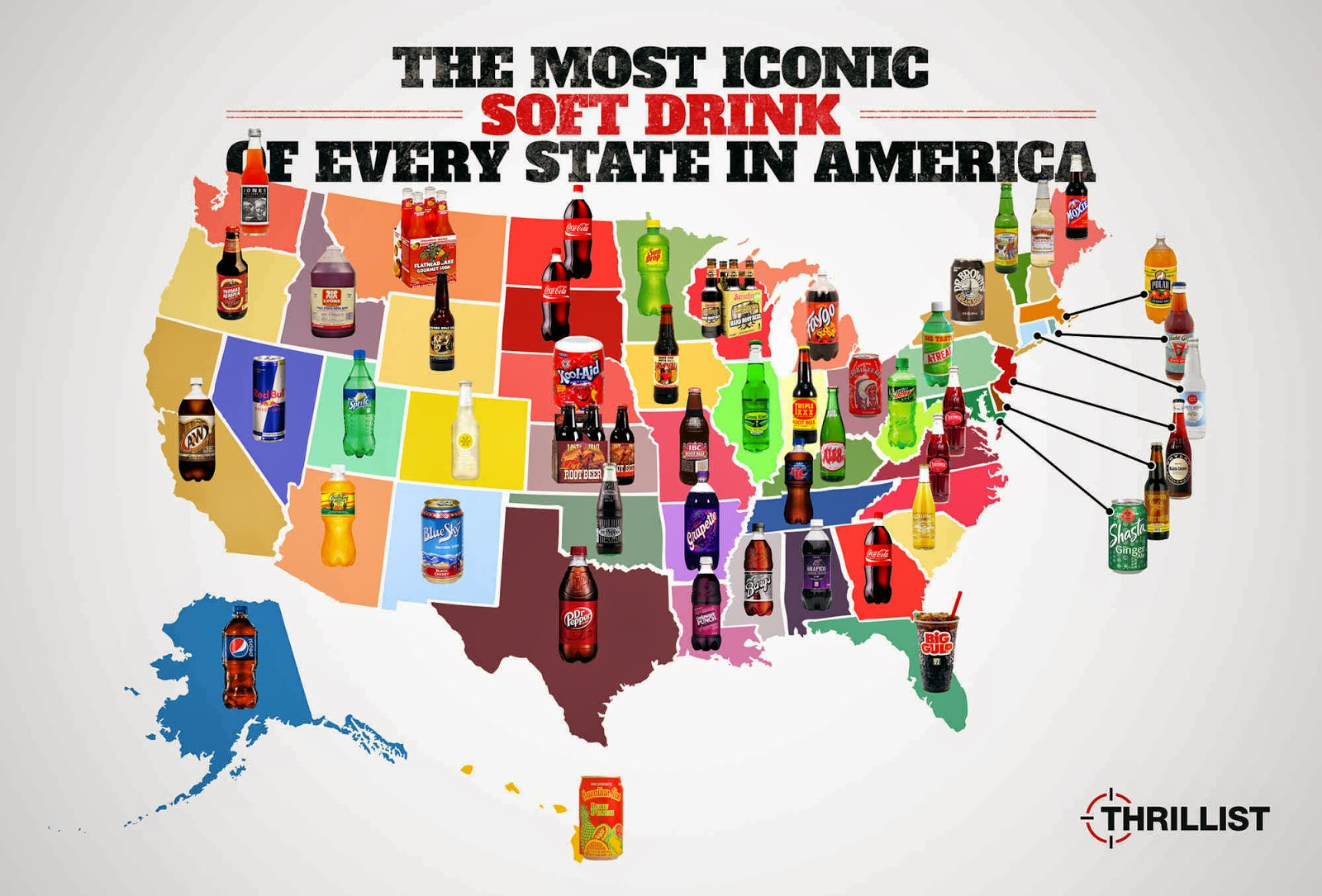 What soda is your state known for?