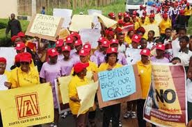 #BringBackOurGirls: Rival Women Groups Clash in Abuja
