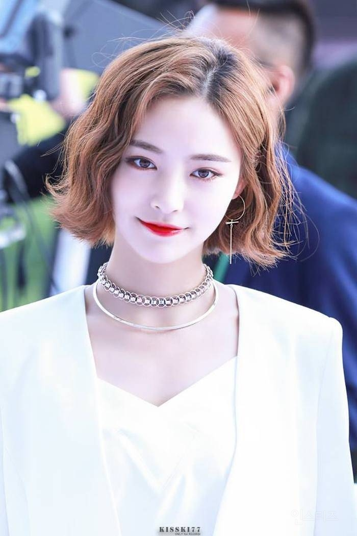 Chinese Short Hair Goddess Is Finally Making Her Korean