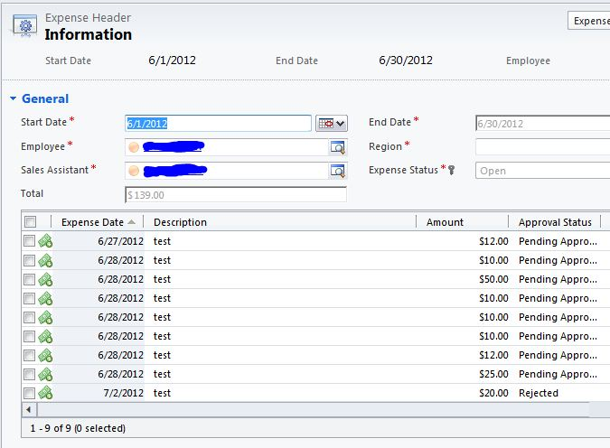 MISS CRM: Update/sum parent total amount field from child