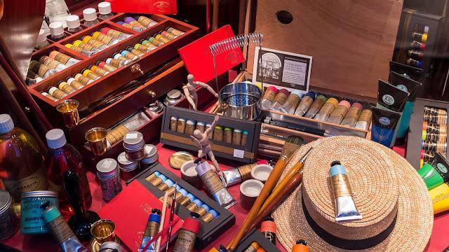 Hobbys, Künstlerbedarf, Seniorenarbeit, Ideen