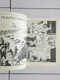 Graphic Novel Trilogi Perang Nabi SAW