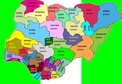 NIGERIA: Throwback Origin Names Of 36 States In Nigeria And Their Dates Foundation