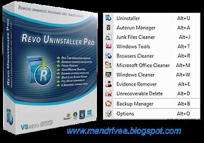 download revo uninstaller full crack terbaru