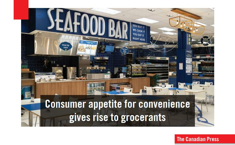Consumer appetite for convenience gives rise to grocerants