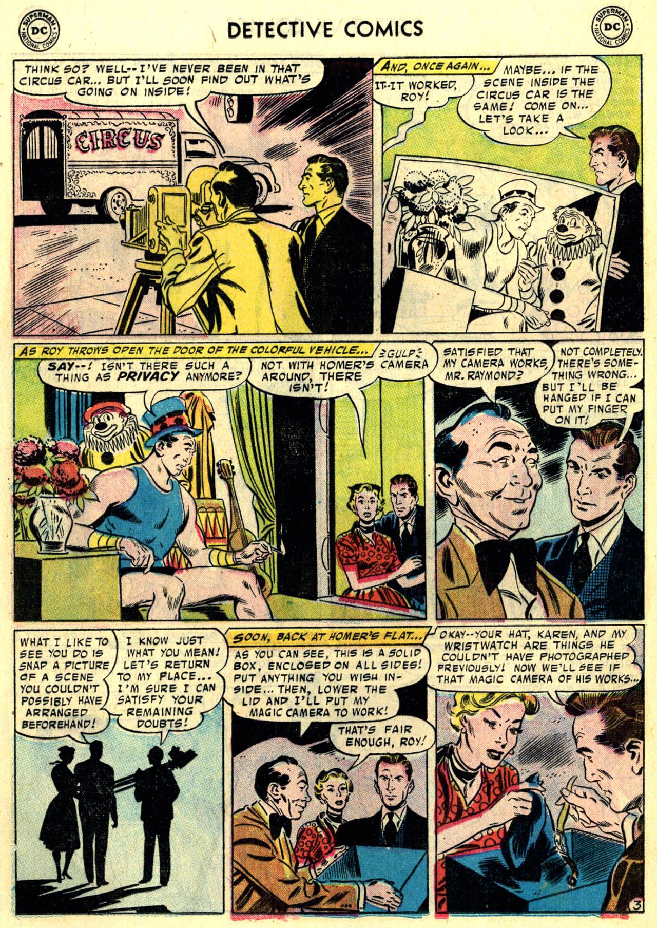 Read online Detective Comics (1937) comic -  Issue #246 - 20