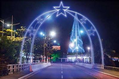 Natal de Balneário Camboriú inspirado em Dubai, Paris e Nova Iorque