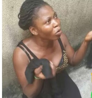 AGAIN!! Popular Nollywood Actress Publicly Harassed For stealing Again, 3 Years After First Incident (WATCH VIDEO)