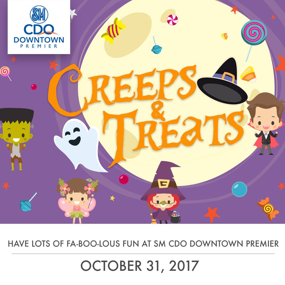 Spooky u0026 fun Halloween celebration awaits this October 312017 at SM CDO Downtown Premier! HALLOWEEN COSTUME CONTEST (For KIDS u0026 ADULTS)  sc 1 st  Cagayan de Oro Today & Where and How to Spend Your Halloween in CDO? | Cagayan de Oro Today