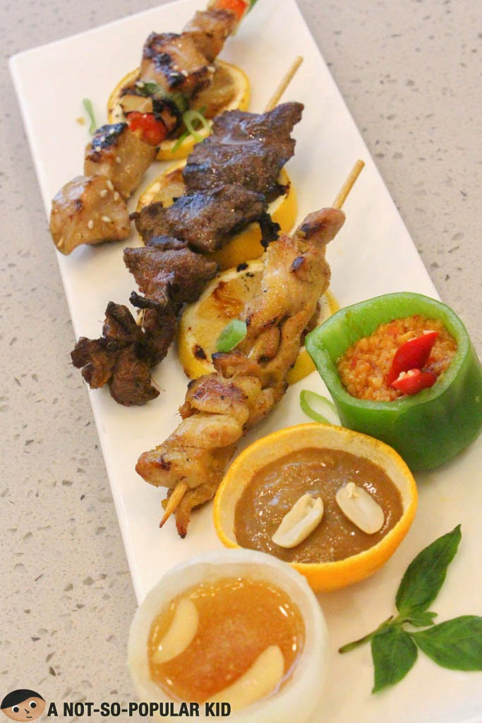 The Phenomenal Satay and Grilled Honey Chicken of Vikings SM North Edsa