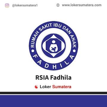 Lowongan Kerja Batusangkar, RSIA Fadhila Juni 2021