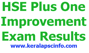 HSE Plus One Improvement Exam Results August 2014
