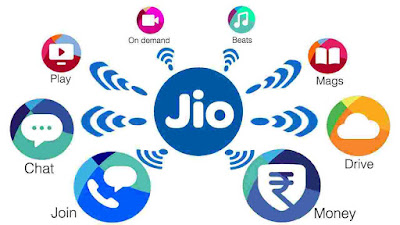 download jio apps for android, iphone and windows phones
