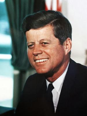 President John F. Kennedy  May 29, 1917 – November 22, 1963