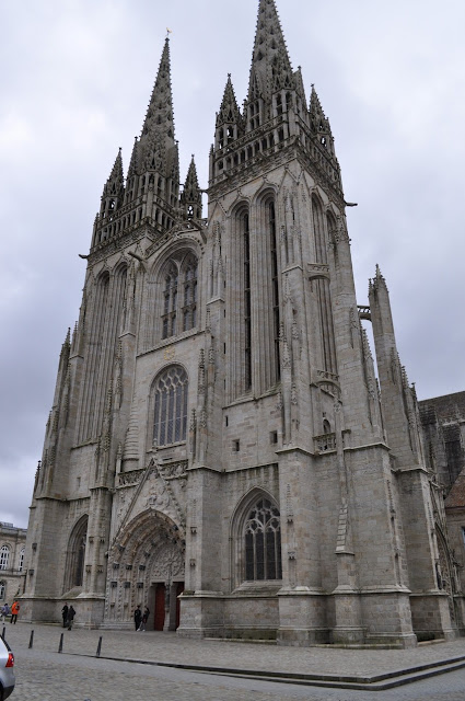 Catedral de Quimper - Finistère- França