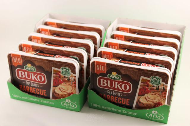 Testpaket vom Arla Buko des Jahres 'Barbecue' von brandnooz