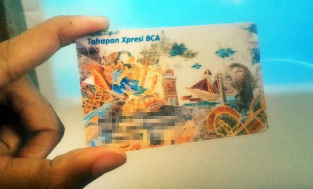 Cara Mengganti Kartu ATM Tahapan BCA Xpresi