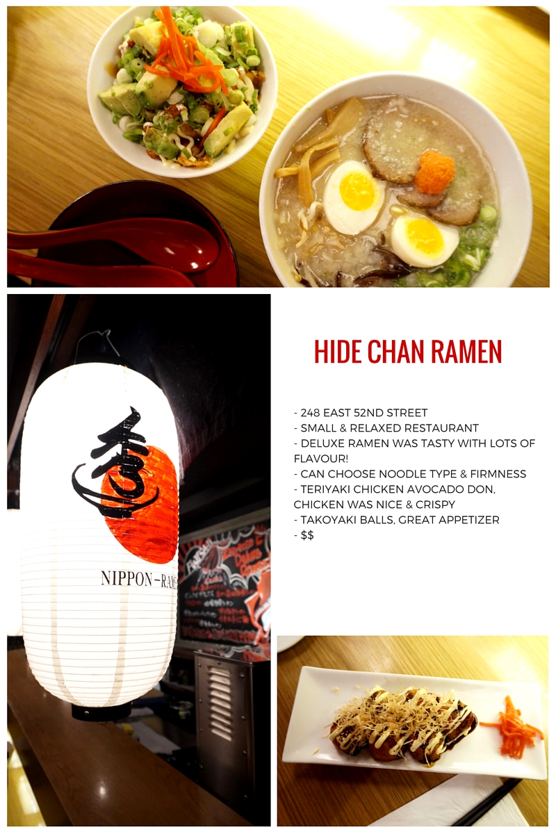 Hide chan ramen new york