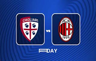 Cagliari vs AC Milan – Highlights