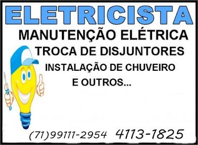 Instalação e Troca de Resistência de Chuveiro em Salvador-BA