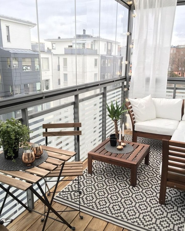 Decoration of balconies for all tastes | lasthomedecor.com 7