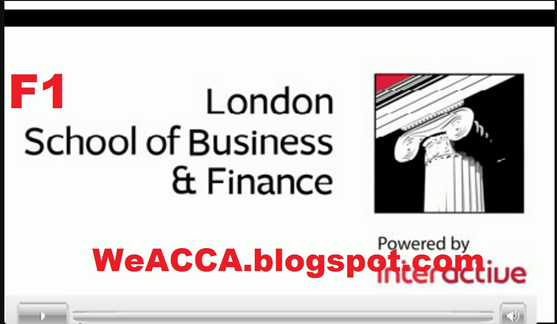 Acca f2 kaplan pdf free download