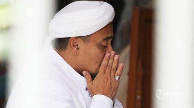 Kubu Prabowo: Ada yang Sengaja Ingin Hancurkan Habib Rizieq
