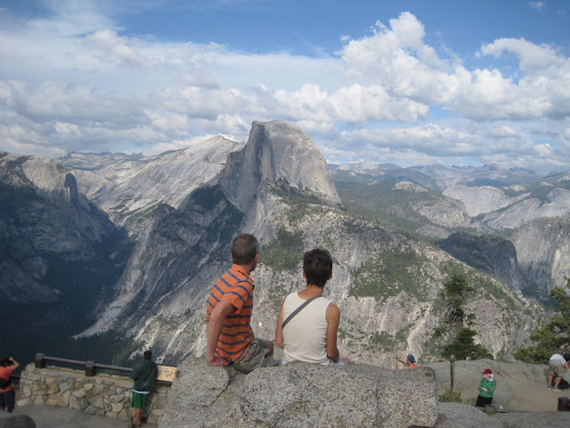 Sobre Yosemite Valley