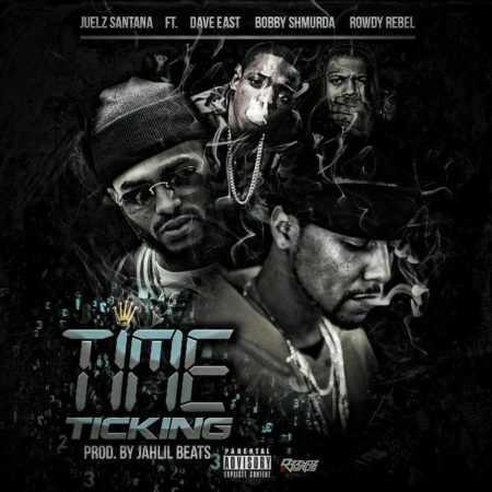 Juelz Santana ft. Dave East, Bobby Shmurda & Rowdy Rebel – Time Ticking