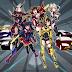 Garotas de anime seminuas, carros tunados e muita ação no trailer de Drive Girls