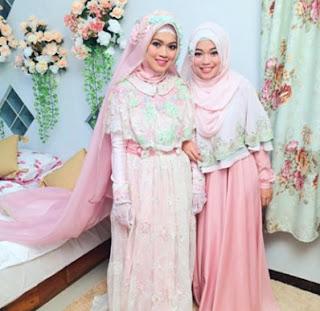 Gaun Pengantin Hijab Model Termewah Untuk Muslimah
