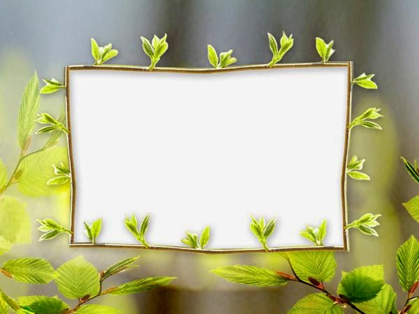 With Real Flowers: Free Printable Frames, Borders and Labels.