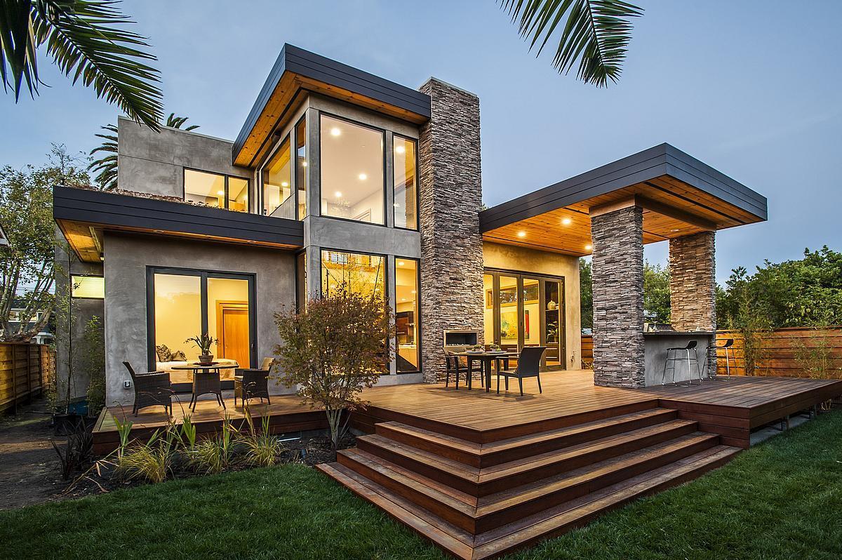 Sqft Modern Prefab Home California Tobylongdesign