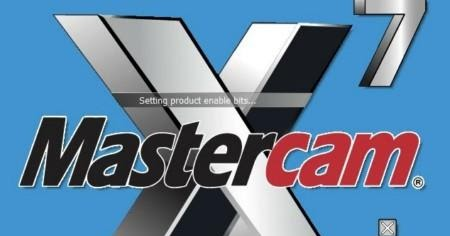 mastercam x7 full crack 32-bit ram patch