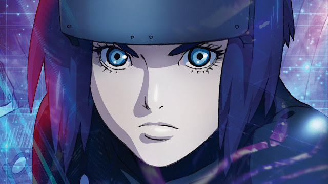 Ghost in the Shell Anime - Motoko Kusanagi