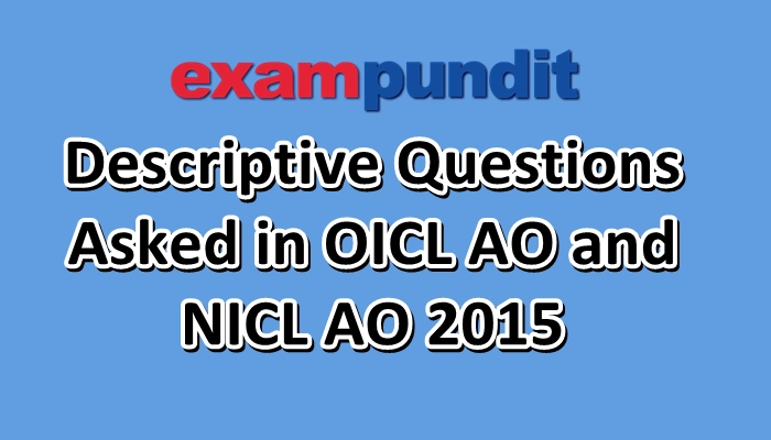 expected essay topics for nicl ao 2015