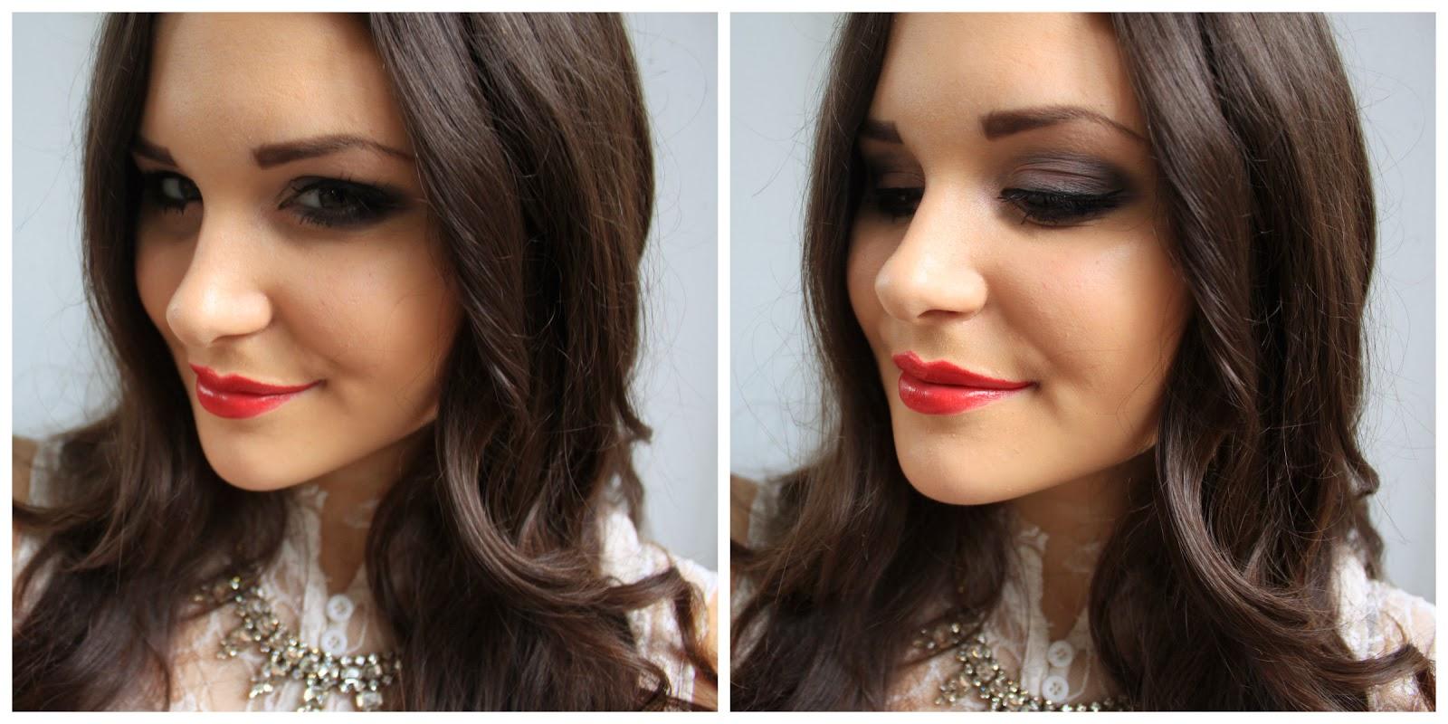 Beauty blogger Mash Elle shares an easy daytime smokey eye using Urban Decay's Naked 3 palette