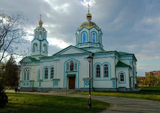 Миргород. Успенский собор