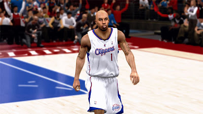 NBA 2K13 Chauncey Billups Cyberface NBA2K Patch