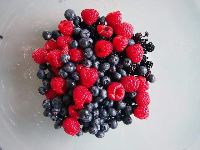 mermelada de frutas de bosques cuentistas
