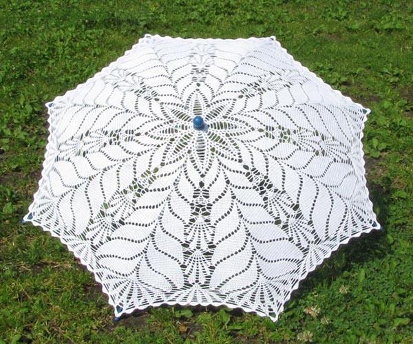 Umbrella Knitting Pattern : Umbrella crochet free pattern yarn online