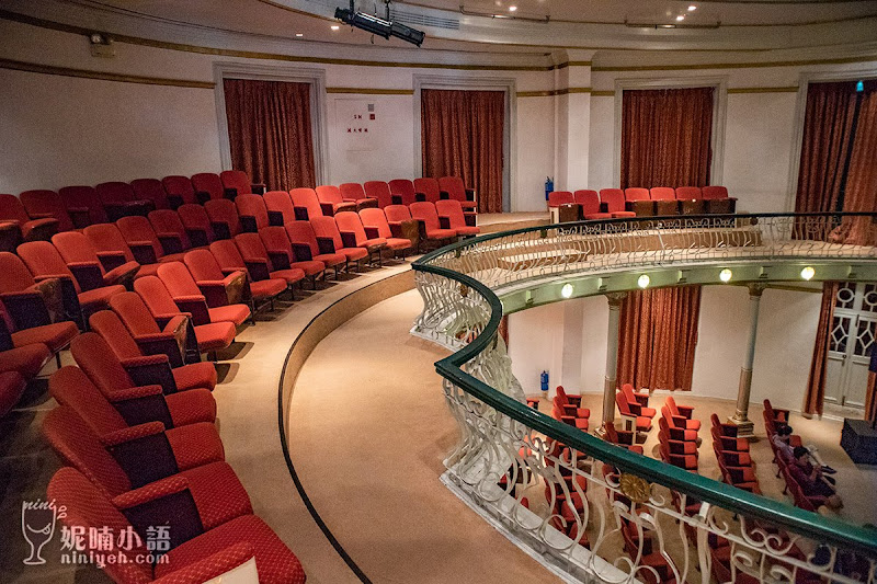 【澳門景點】崗頂劇院。歷經二次世界大戰的避難所