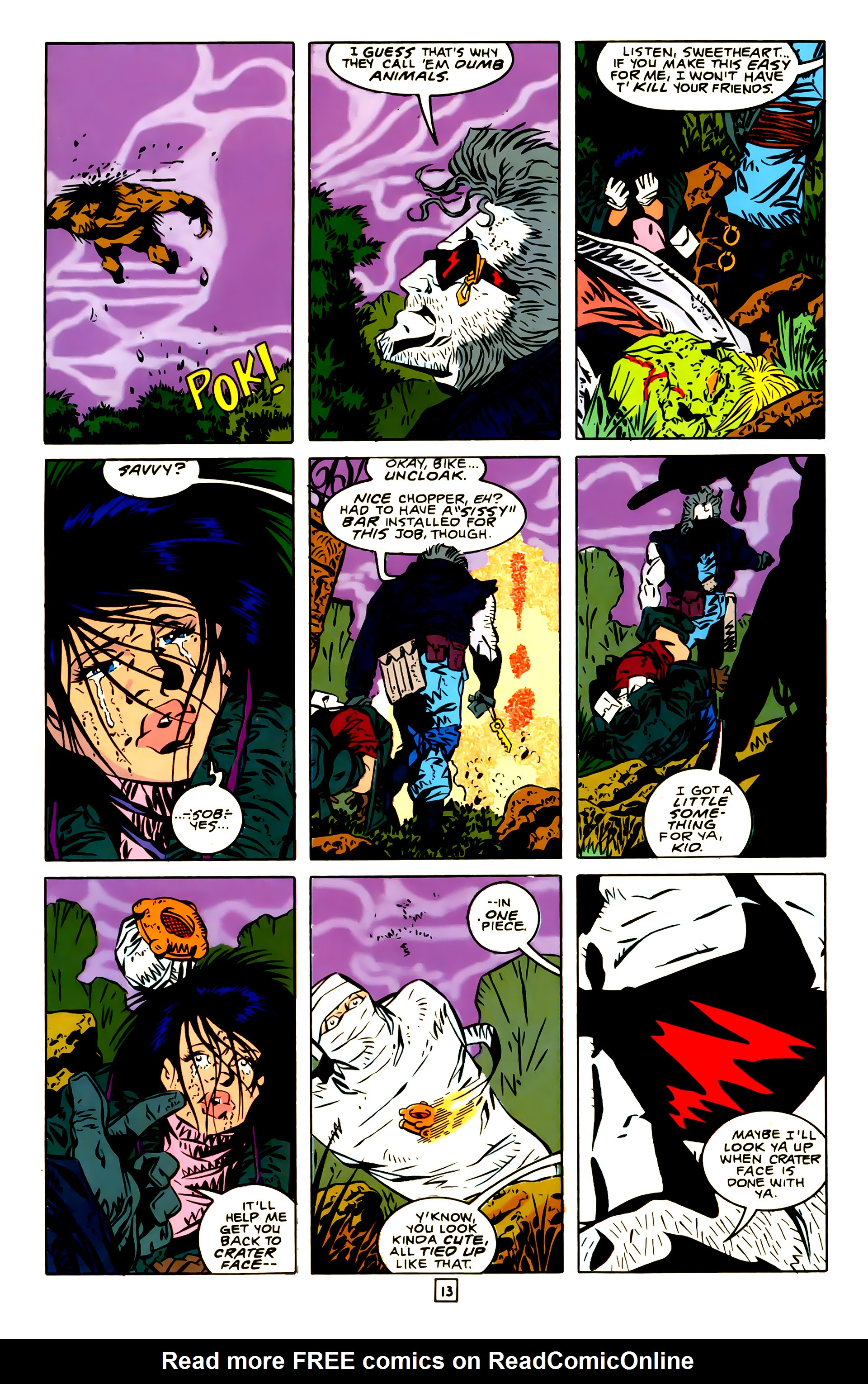 Legion of Super-Heroes (1989) 23 Page 13