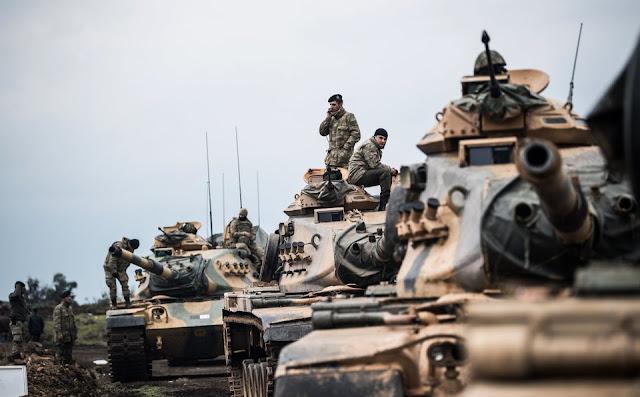 """Ο διαμελισμός της Συρίας! """"Κλάδο Ελαίας"""" ετοιμάζει και το Ισραήλ!"""
