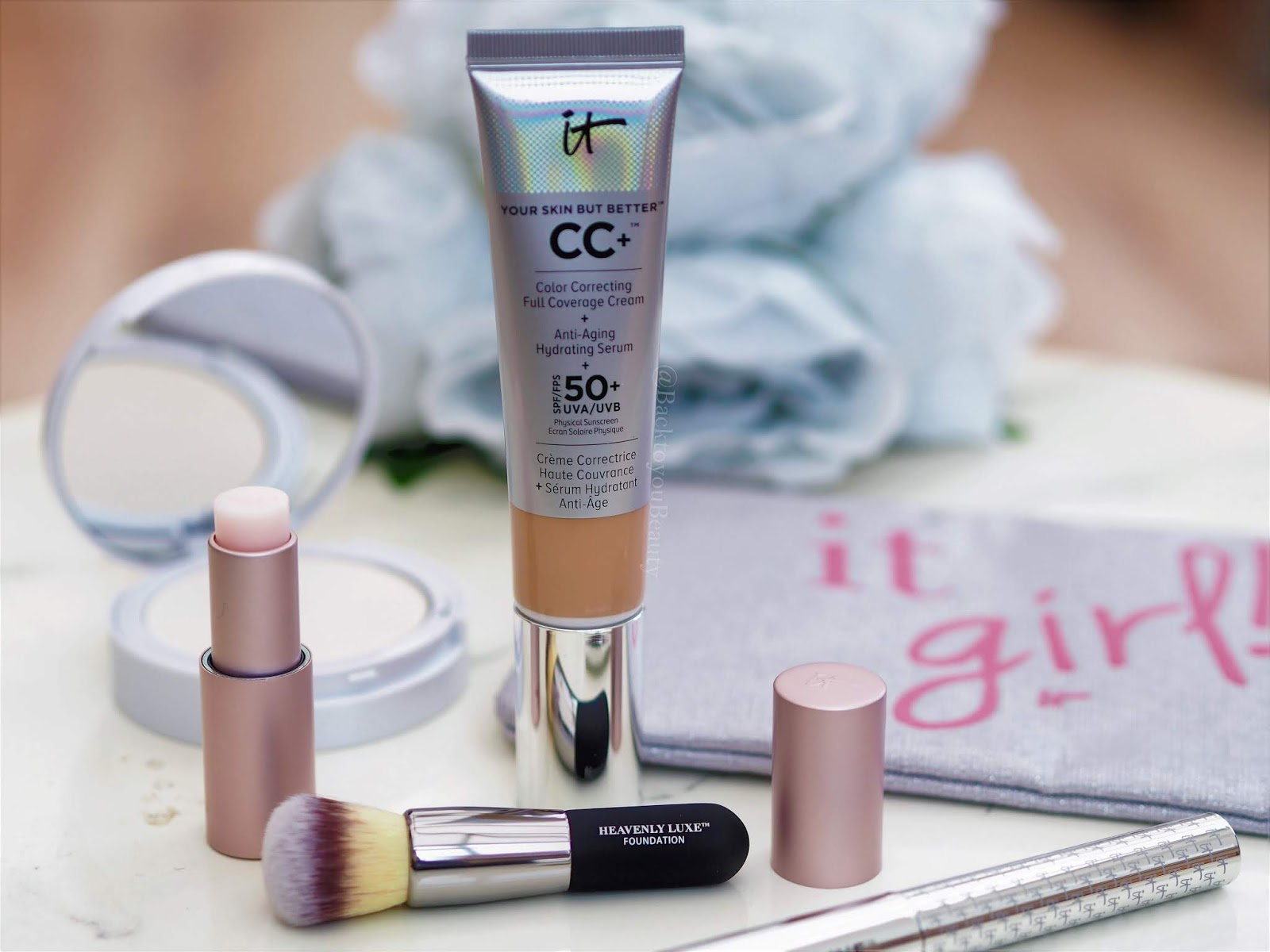 It Cosmetics CC Cream tsv