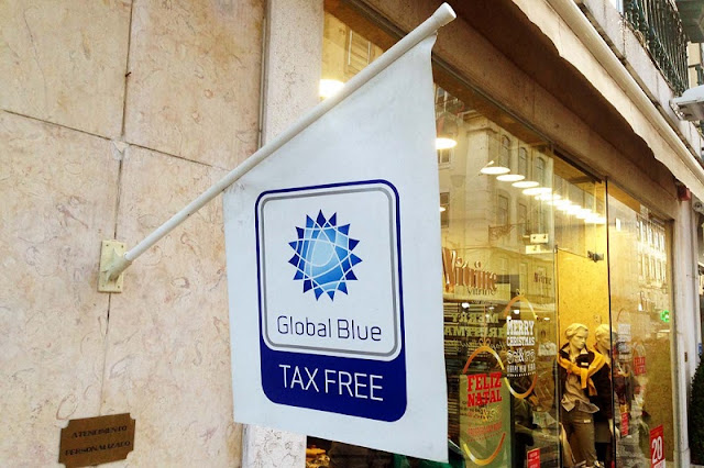 Lojas com Tax Free na Espanha