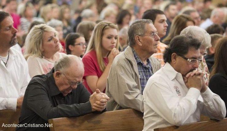 Brujería en la iglesia