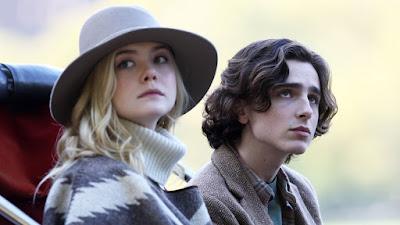 A Rainy Day in New York. Mais Recente Filme de Woody Allen, Chega a Portugal em outubro